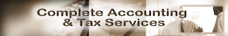 Complete Acounting and Tax Services
